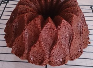 Bundt frutos secos_nata_chocolate